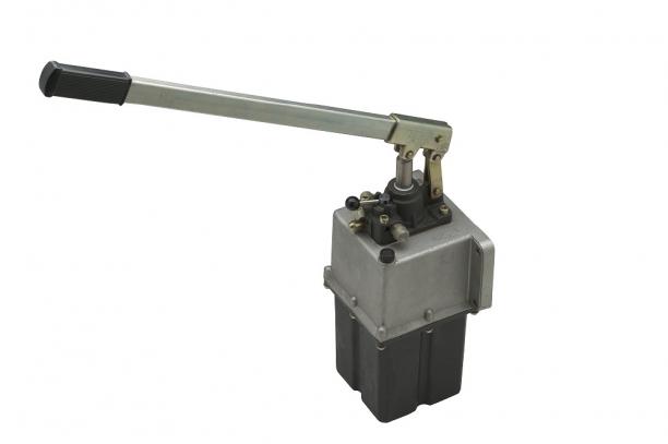 Handpomp hydrauliek